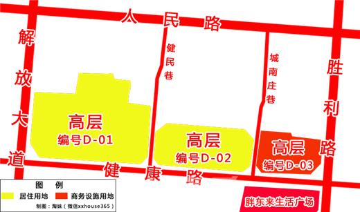 新乡卫滨区地图