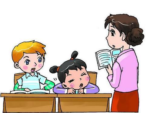 数学老师卡通人物