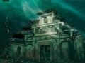 神秘海底古村之谜