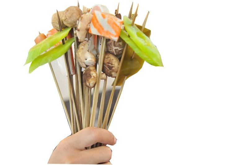 吃串串(组图)