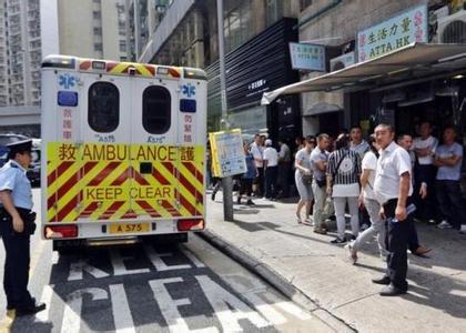 香港本地导游疑似专为内地商人持牌