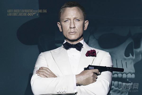 剧透慎入!007幽灵来袭盘点历代的出色战车