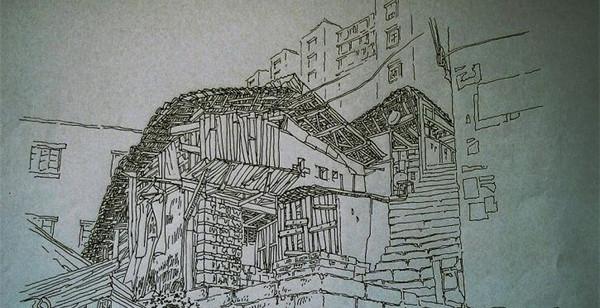 半城重庆丨老街老巷老时光图片