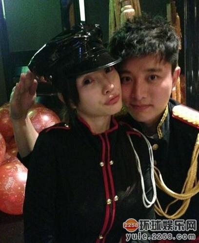李小璐说自己与贾乃亮有夫妻相,你们看看吧