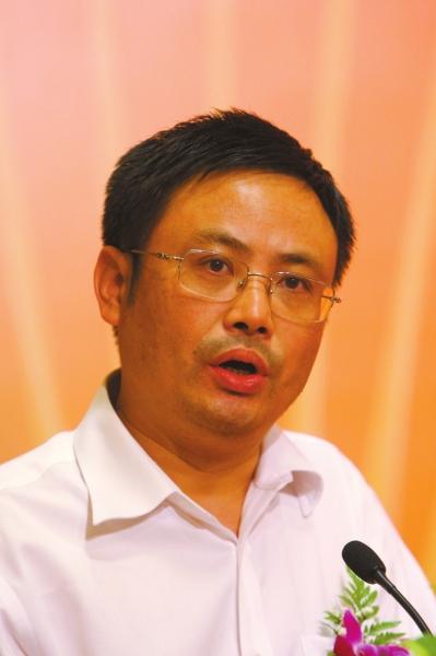 国信总裁陈鸿桥。图/东方IC