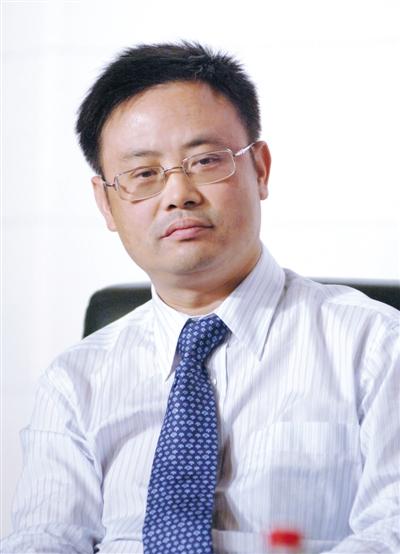 国信证券总裁陈鸿桥。图/CFP