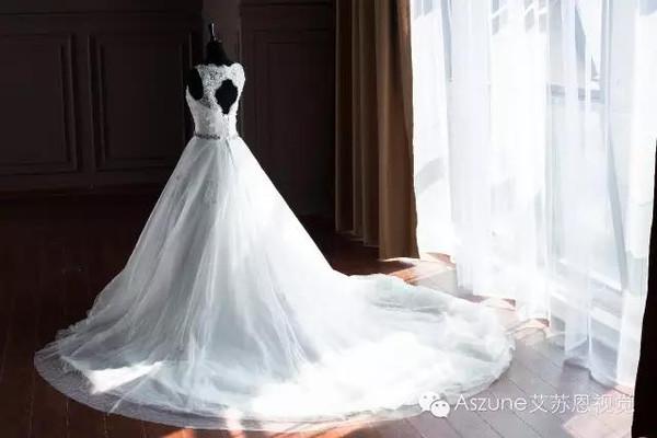 【艾苏恩视觉】十二星座专属婚纱