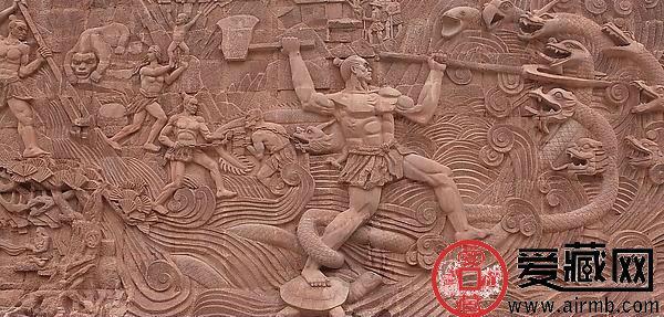 带你了解大禹治水的神话传说故事武汉教学仪器图片