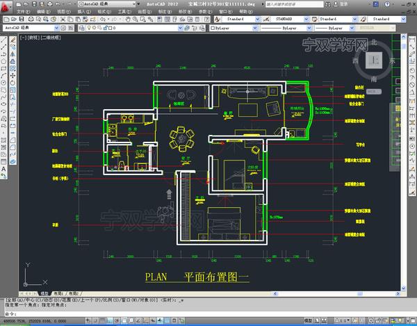 画图CAD的年代,我们是没有的cad证中级图片