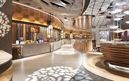 新市场美食广场美食锐意之变附近环境上海师范大学图片