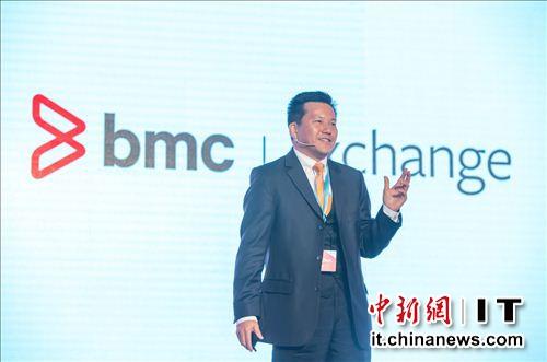 BMC软件公司大华区总经理陈明华