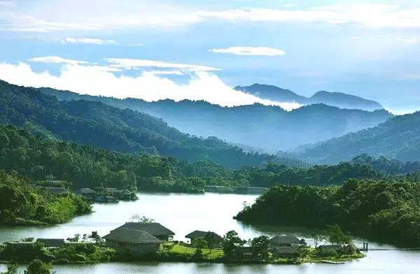 尖峰岭森林公园图片