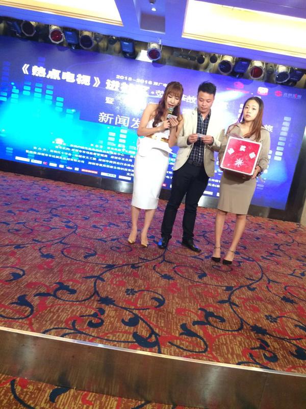 深圳丰达展览策划助力《日子社区》进电视的和热点西游求生老师美女图片