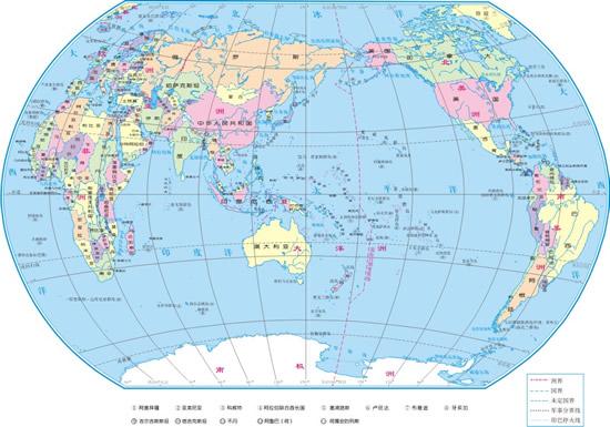 中国地图高清版打印