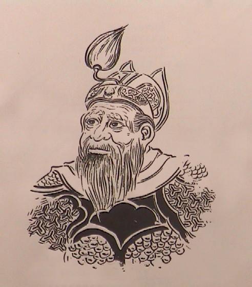 北宋著名武将杨业(?—986年)