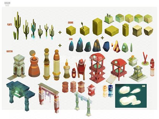 来火星工程,原画学员也做3D游戏!有限公司中时代泓v工程图片