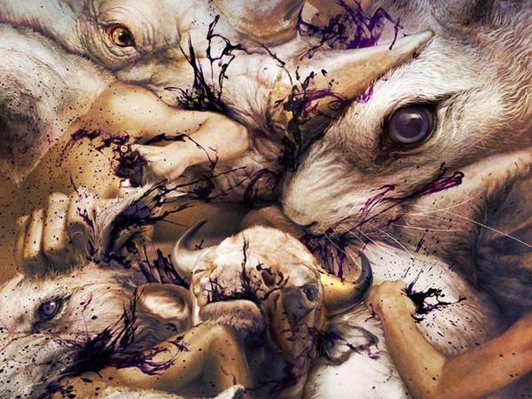 艺术之美:人类灵魂里隐藏的兽性