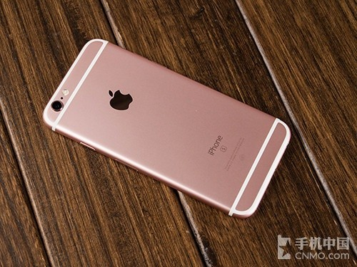 iPhone 6s背面