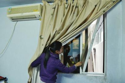 老式居民楼改造后新窗户锁不住 居民被盗5万