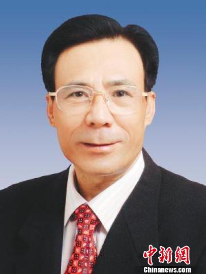 资料图:海南省委常委、政法委书记陈志荣