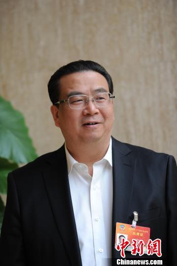 资料图:贵州省委常委、统战部部长刘晓凯