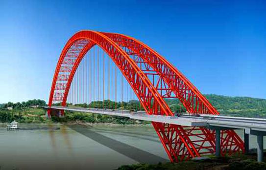 护之钢管混凝土拱桥的养护