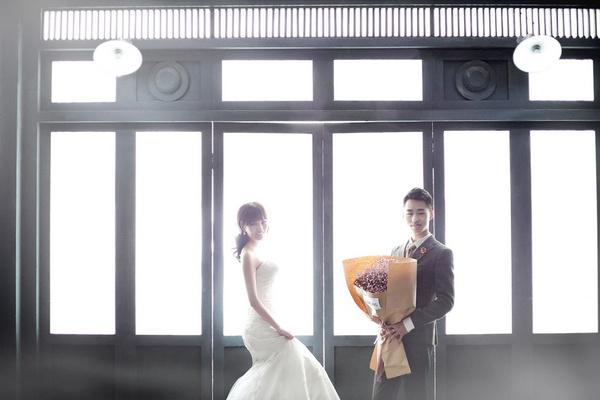 古装婚纱照片常见的几种风格