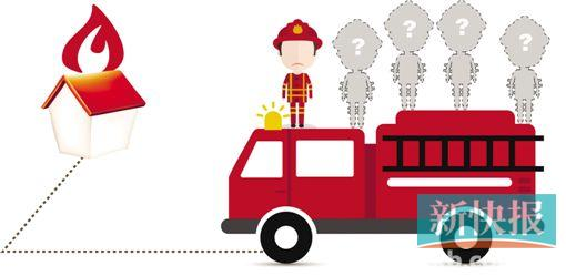 市公安消防局副局长李梅玲做客羊城论坛,坦言广州消防站数量存在欠账