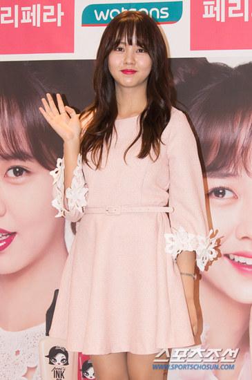 MBC水木剧《拥抱太阳的月亮》中,金所炫曾饰演尹宝镜,此次出演