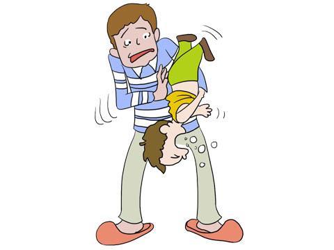 父母必学:婴幼儿最常见意外伤害急救方式