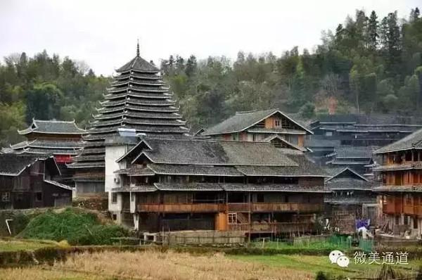 """了中国木结构的""""井干式"""""""