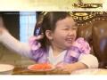 《爸爸去哪儿第三季片花》娜娜扭扭跳跳唱儿歌 和爸爸比赛吃饭争第一