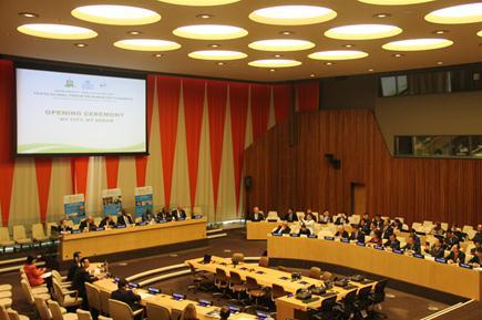 本届论坛由全球人居环境论坛理事会(GFHS)、联合国环境规划署(UNEP)、非洲联盟(AU)及多个国家常驻联合国代表团共同组织。论坛旨在贯彻2015后可持续发展目标,为《新城市议程》的诞生做出贡献,迎接世界城市日的到来。