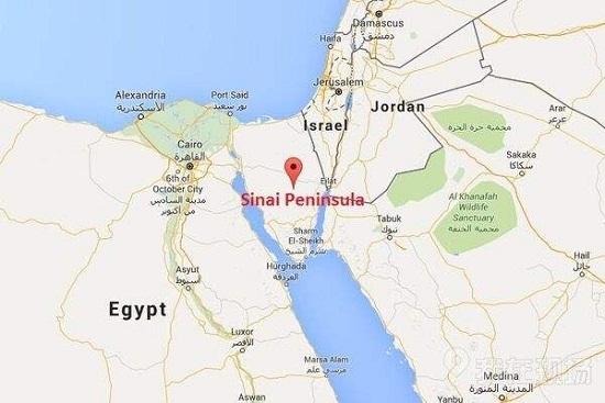 一架从埃及沙姆沙伊赫飞往俄罗斯圣彼得堡的客机在西奈半岛坠毁。