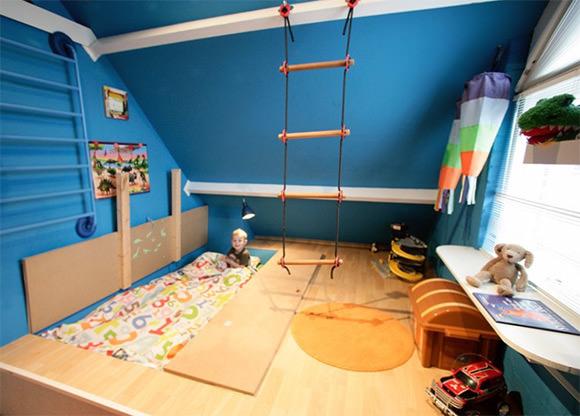 宝爸宝吗看过来!儿童房这样装修可好?