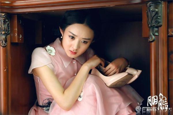 一部《花千骨》让赵丽颖坐实了影视小天后!