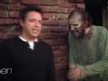 《艾伦秀第13季片花》S13E38 制片与艾瑞克闯鬼屋 尖叫失语爆粗落跑