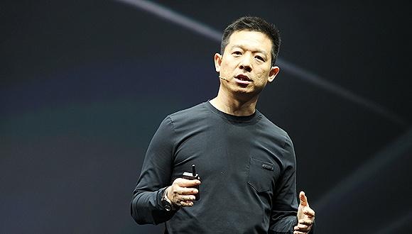 乐视网董事长贾跃亭。图片来源:CFP