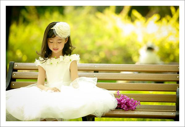 儿童摄影艺术照风格
