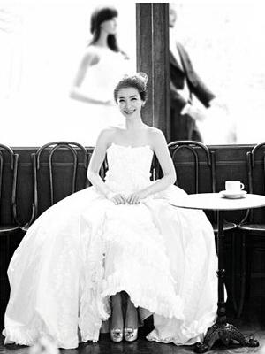 郑州婚纱摄影拍韩式婚纱照要点解析