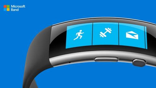 微软智能手环Band 2开卖 售价250美元