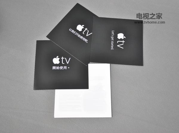 苹果Apple TV4说明书