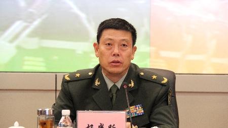 四川省军区原司令员杨光跃调任云南省军区司令员