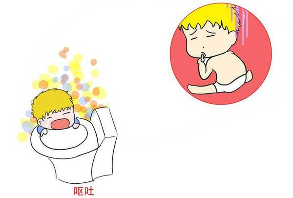孩子上幼儿园后频繁出现呕吐