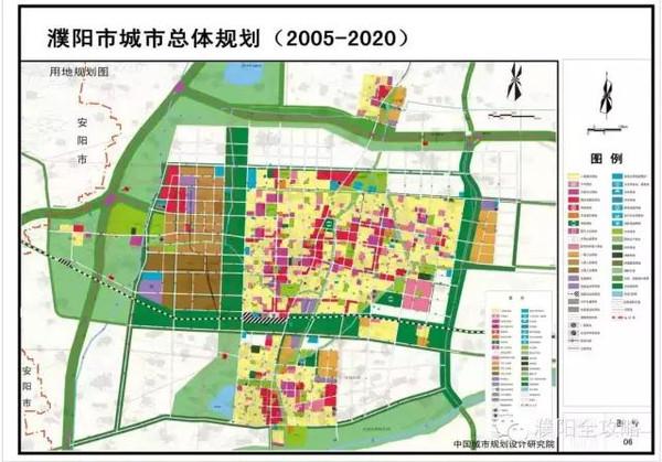 濮阳世纪景园平面图