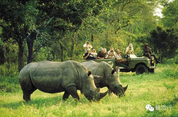 南非最著名,同时也是面积最大的野生动物保护区,位于姆普马兰加省东北