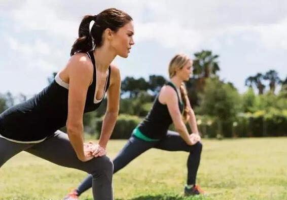 不跑就出局 跑步健身女生的肌肉恐惧症