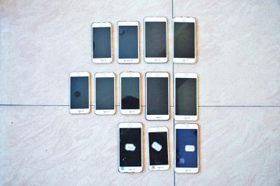 团伙利用孕妇哺乳妇女专偷iPhone(图)
