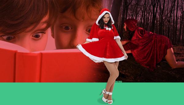 �情色网_智利小学图书馆现情色版《小红帽》 被紧急召回