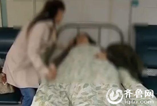济南16岁女孩遭遇校园暴力 4名打人女生矢口否认